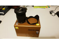 Nikon 10-20mm ultra wide angle lens (Mint Condition 2 months old)
