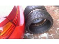 REDUCED PAIR 20 INCH ULTRA SPORT TYRES