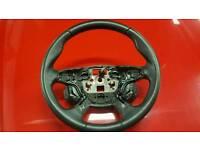 Focus steering wheel