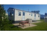 Static 3 Bedroom Caravan in Craigtara Ayr