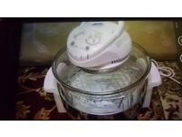 Visicook Halogen Oven. Roasting grilling. Brand New. Collect today cheap