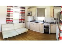 Holiday Modern Chalet at Priory Hill Holiday Park available from