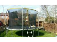 Very large trampoline excellent condition