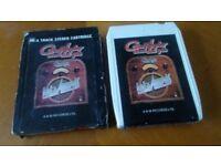 8 trk cassette - gallagher & lyle - love on the airwaves