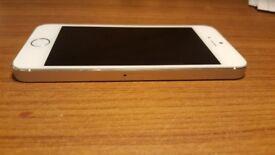 apple iPhone 5s 16gb Silver mobile phone Simfree Unlocked