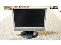 19 inch Viewsonic monitor