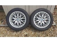 4 Series 3 BMW Alloy Wheels
