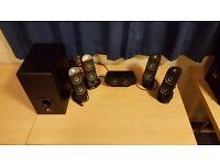 Logitech X-530 5.1 Speaker System PC