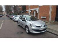 2007 1.5 diesel Renault Clio in good condition.