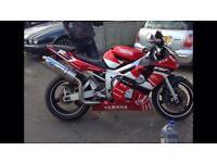2000 Yamaha r6 5eb