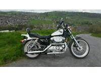 MAY PX HARLEY DAVIDSON SPORTSTER 883 BUELL TRIUMPH 1200
