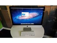 "27"" Apple iMac Desktop QUAD CORE 3.4Ghz i7 16GB 1TB HD - Mid 2011"