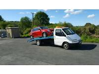 Ford transit 2.5 recovery truck