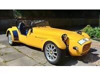 Westfield SEiW 1800 Speedsport, kit car like Caterham, Fuel injected Ford Zetec 1.8L, New MOT.