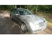 mercedes Eclass estate 7 seater , full mot ready to get in and go only £1995ono px a pleasure