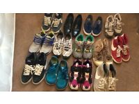 Trainers shoes