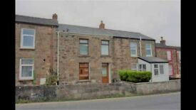 Traditional 2 Bedroomed Cottage for Rent in Camborne