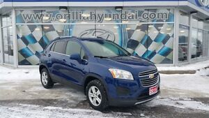 2016 Chevrolet Trax LT AWD-ALL IN PRICING-$130 BIWKLY+HST/LICENS