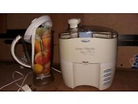 Juicer/blender Rosemary Conley