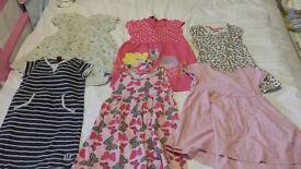Girls summer bundle 2-3 years