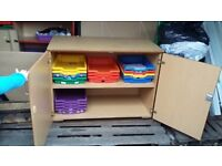 GARAGE/NURSERY/CRAFT/TOY storage units