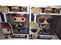 FUNKO POP! GUNS & ROSES SET OF 3 FIGURES GNR *NEW*