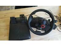 Logitech GT Racing Wheel