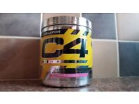 Pre-workout Cellucor C4 Pink Lemonade 60 serv.