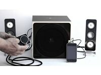 Perfect cond Z4 by Logitech Sound system
