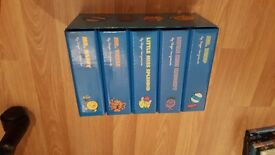Mr Men & Little Miss blank photo albums