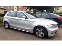 BMW 1 SERIES 2.0 118d Sport 5dr WARRANTED 60K+Full service history 2 owner
