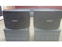 BOSE 802 MK3 SPEAKERS PAIR