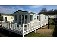 Prestige 3 bedroom with decking at Doniford bay Holiday park, Near Watcthet, Minehead.