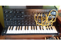 Korg MS20 synthesiser (Midi version)