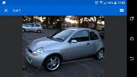 Ford SportKA se full leather a/c electric windows
