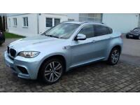 LEFT HAND DRIVE BMW X6M STUNNING CONDITION FULL BMW SERVICE HISTORY ONE OWNER ONLY COVERED 51,000