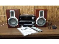 Faulty Philips hi-fi cd dab radio micro system