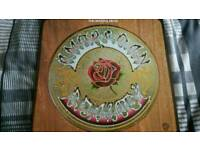 Vinyl record Grateful dead 12'' album