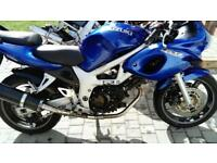 2000 suzuki sv 650 s Sale or Swap