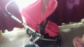 Mothercare My4 pram
