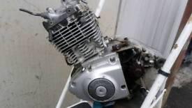 SUZUKI EN 125 ENGINE