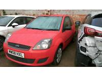 2008 Ford Fiesta 3 Door