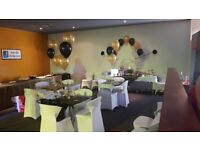 FUNCTION AND PARTY ROOM HIRE