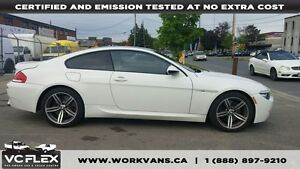 2010 BMW M6 SMG Coupe LOW KM - CERTIFIED