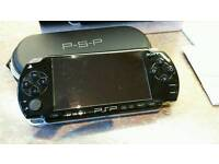 PSP 2003 Slim and Lite Faulty but Great cosmetic condition. For spares or repair.