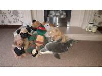 Build a bear toy and other extras