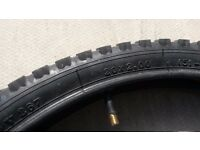20 x 2.00 BIKE TYRES AND TUBES - 20 INCH