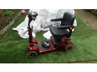 Sterling Little Gem 2 4 Wheel Mobility Scooter new battery excellent condition