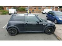 Mini cooper s mapped spares or repair selling full car only