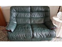 2 x2seater sofas.1 chair